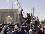 Janji Taliban, Bakal Ciptakan Perdamaian, Hormati Hak Perempuan dan Tak Akan Jadi Sarang Teroris