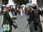 Taliban Rayakan Kemenangan Setelah Pasukan AS Meninggalkan Afghanistan, Sebut Kemerdekaan Penuh