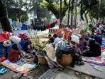 Kondisi Pengungsi Afghanistan di Jakarta, Terlunta-lunta dan Tidur Beralas Kardus di Tepi Jalan