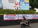 Bupati Banjarnegara Ditangkap KPK, Muncul Spanduk 'Semoga Tidak Kembali Lagi ke Banjarnegara'