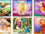 Tes Kepribadian - Pilih Satu Kartu Bergambar Malaikat Ini untuk Ungkap Ramalan Sederhana Masa Depan