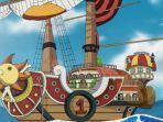 10 Desain Kapal Bajak Laut Terbaik dalam One Piece, Ada Bajak Laut Kuja hingga Kapal Thriller Bark