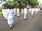 Ardelia Muthia Zahwa, Pembawa Bendera Merah Putih pada HUT ke-76 RI di Istana Negara