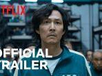Trailer Perdana Drama Korea Squid Game Resmi Rilis, Tegangnya Bertaruh Nyawa Demi 45,6 Miliar Won