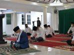 Wapres Ma'ruf Amin Laksanakan Salat Idul Adha dengan Prokes Ketat di Kediaman Resmi