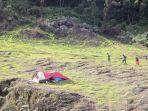 Viral, Pendaki Foto Tanpa Busana di Gunung Gede, Padahal Lokasi Dianggap Sakral oleh Warga Setempat