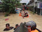 Update Banjir di Medan: 5 Orang Tewas, Ratusan Rumah Terendam Lumpur