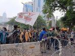 Mahasiswa Kembali Berdemo di Istana Merdeka Hari Ini, Menuntut UU Cipta Kerja Dibatalkan