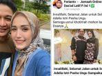 VIRAL Hoax Istri Pasha Ungu Meninggal, Ini Tanggapan Adelia Pasha 'Ya Allah Serem Banget'