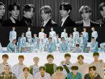 Daftar Brand Reputation Grup Idol Pria untuk Bulan April, BTS Peringkat Pertama, NCT di Nomor 2