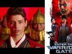 Sinopsis Enter the Warriors Gate, Perjalanan Remaja ke Masa Lalu Untuk Ikut Perang, Nanti di Trans7