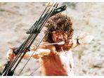 Sinopsis Rambo III, Aksi Sylvester Stallone Selamatkan Mantan Komandan, Tayang Hari Ini di GTV