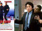 Sinopsis Rush Hour 2, Aksi Kocak Jackie Chan Buru Pelaku Peledakan, Malam Ini di GTV Pukul 23:30 WIB
