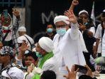 Rizieq Shihab Nilai Sebutan Imam Besar Berlebihan: Tapi Itu Tanda Cinta dari Umat