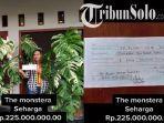 Viral Wanita di Solo Beli Monstera Variegata Seharga Rp 225 Juta, Sebut Masih Murah