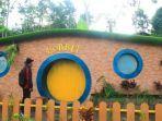Rumah Hobbit Kaliurang