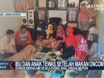 Ibu dan Anak di Cianjur Tewas Setelah Makan Oncom Pemberian Tetangga