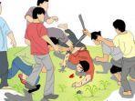 Sewa PSK meski Tak Punya Uang, Remaja 15 Tahun Dikeroyok Warga hingga Masuk RS