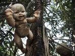 Kisah di Balik Isla de Las Munecas, Pulau dengan Koleksi 1.000 Boneka Menyeramkan