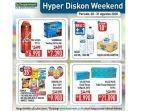 Promo Hypermart dan Transmart Carrefour Hanya Sampai Hari Ini 26 April 2021: Beli 1 Gratis 1