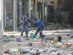 72 Orang Tewas saat Kerusuhan dan Penjarahan di Afrika Selatan, Dipicu Aksi Protes Kasus Jacob Zuma