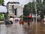 Jakarta Dilanda Banjir, Anies Baswedan: Dampak Air Kiriman dari Depok