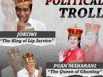 Ma'ruf Amin Dapat Julukan The King of Silent, Jubir Tegaskan Wapres Sudah Bekerja dengan Baik