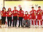 Apresiasi Para Atlet Penyumbang Emas Paralimpiade Tokyo 2020, Jokowi Beri Bonus Rp 5,5 Miliar