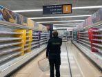 Panic Buying Kembali Terjadi di Amerika Serikat, Dipicu Jam Malam Akibat Covid-19 Semakin Parah
