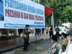 Hewan Kurban Presiden Jokowi Diserahkan ke Masjid Istiqlal lewat Menteri Agama Fachrul Razi