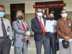 Peradi Papua Gugat Erick Thohir dan PT Telkom Rp 276 Miliar atas Kerugian Putusnya Jaringan Internet