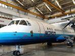 Pupus Sudah Mimpi BJ Habibie, Pesawat N250 Gatotkaca Buatan Indonesia Dimuseumkan di Yogyakarta
