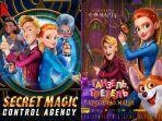 FILM - Secret Magic Control Agency (2021)