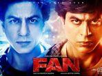 Sinopsis Film Fan Tayang di ANTV Pukul 14.00 WIB, Shah Rukh Khan Jadi Penggemar Fanatik