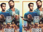 Fakta Menarik Iko Uwais di Film Stuber, Jadi Penjahat hingga Migrain Gara-gara Rambut Pirang