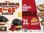 Burger King dan Pizza Hut Hadirkan Promo Menarik Khusus September 2021
