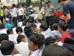 Viral Dugaan Oknum Polisi Gabung Grup WhatsApp Pelajar STM, Polri Sudah Periksa : Ada 4 Tersangka