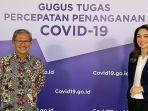 Obat Penanganan Covid-19 Telah Didistribusikan, Diserahkan ke 34 Dinkes Provinsi
