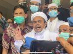 Rizieq Shihab Salahkan Mahfud MD soal Kerumunan Penjemputannya, Menko Polhukam Angkat Suara