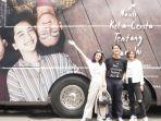 Roadshow Film NKCTHI di 10 Kota di Pulau Jawa, Penampilan Ardhito Pramono Jadi Pusat Perhatian
