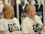 Pendiri Warkop DKI Rudy Badil Meninggal Dunia, Sejumlah Artis dan Komedian Tanah Air Berduka