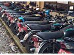 Puluhan Sepeda Motor Dinas Pemkab Purbalingga Akan Dilelang secara Online dan Offline