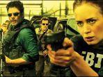 Sinopsis Sicario, Aksi Emily Blunt sebagai Agen FBI Tayang Malam Ini di TransTV Pukul 21.30 WIB