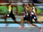 14 Agustus Tiga Tahun yang Lalu, Usain Bolt Pertahankan Gelar sebagai Manusia Tercepat di Dunia