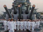 Sinopis USS Indianapolis, Awak Kapal PD II Berjuang Hidup & Mati di Tengah Laut, Hari Ini di TransTV