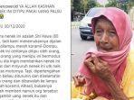 Viral Uang Seorang Nenek Ditukar dengan Uang Palsu, Berawal dari Iming-iming Beras