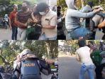 Viral Video Polisi Tangkap Perwira yang Menyamar Jadi Mahasiswa, Polri Sebut Itu Hoaks