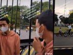 Viral Remaja Tengah Bersantai di Istana Agung Yogyakarta, Mengaku Kaget Tiba-tiba Disapa Jokowi