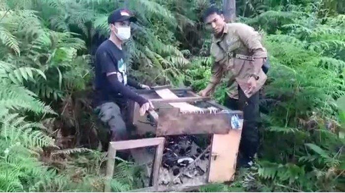 BBKSDA Riau Lepasliarkan Burung Kacer Hasil Operasi Razia Tim Mabes Polri