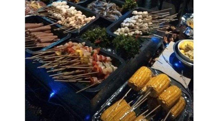 Hanya Rp 75 Ribu, Puas-puasin Nikmati Barbeque Night All You Can Eat di Hotel Dafam Pekanbaru